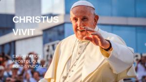 christus_vivit_pape_francois